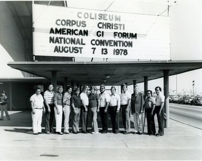 The History Behind Corpus Christi 39 S Own Memorial Coliseum Home